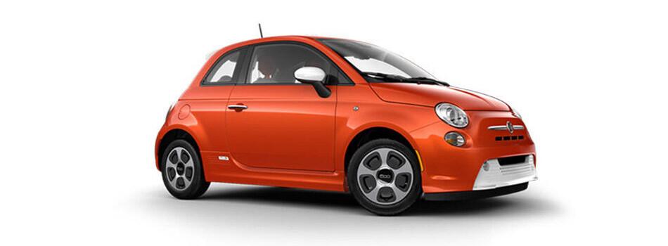 Fiat 500e tech specs