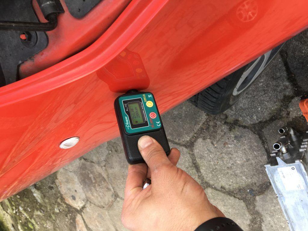 Fiat 500e Loss Of Insulation 6