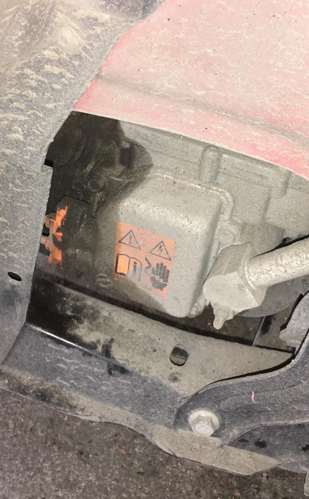 Fiat 500e Loss Of Insulation 9