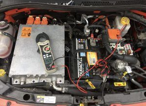 Fiat 500e Loss Of Insulation diagnostic