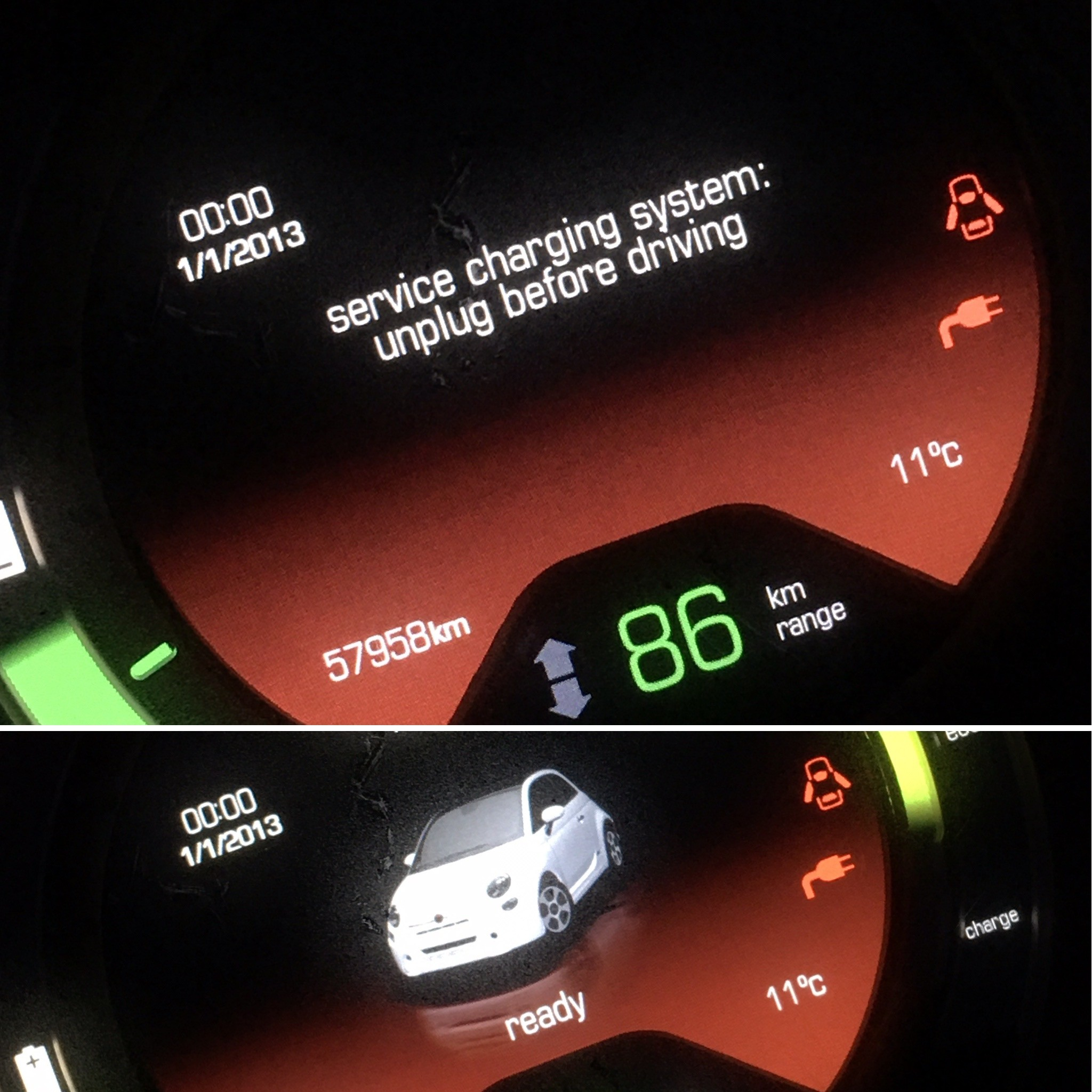 Service Charging System