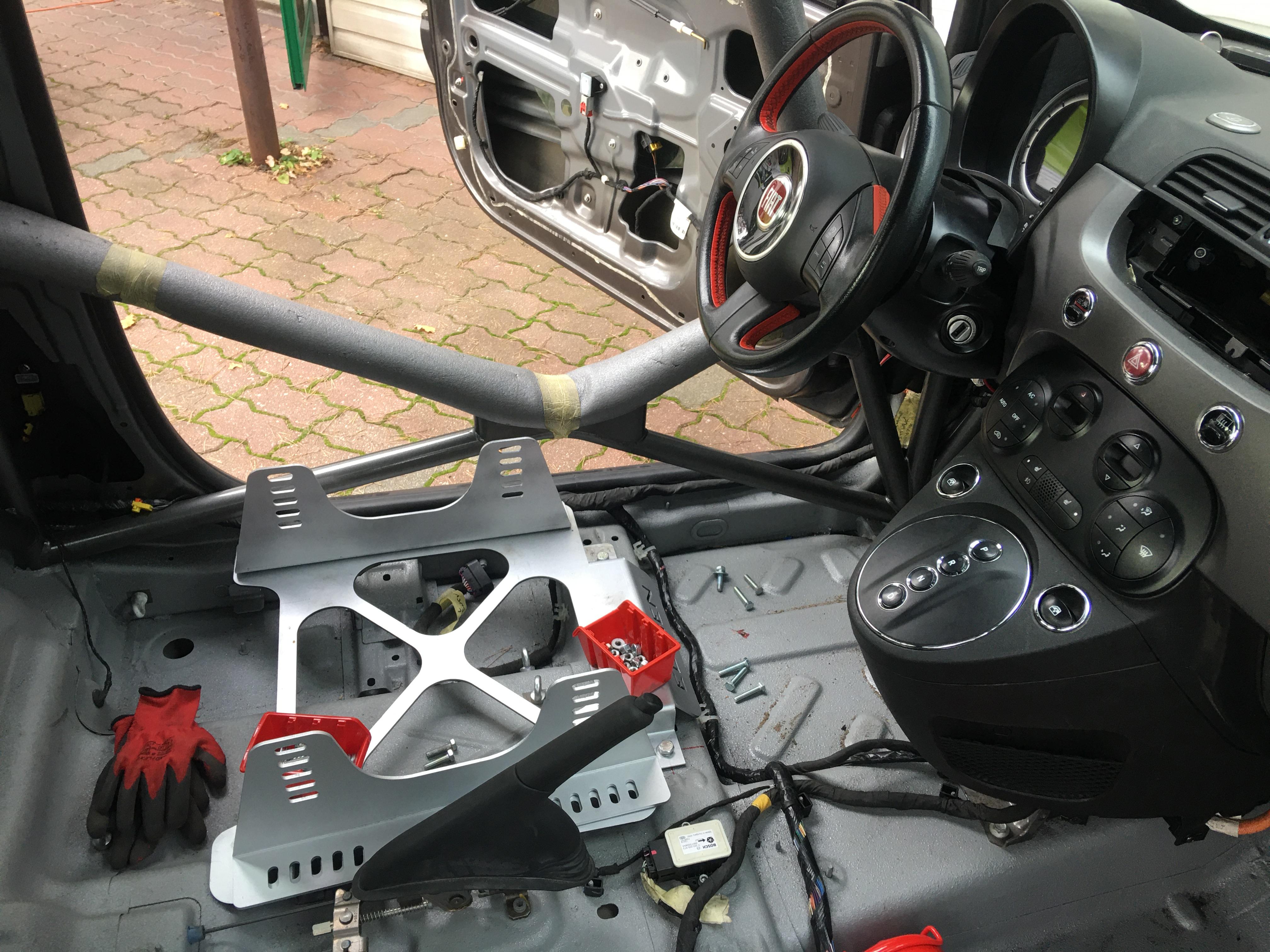Fiat 500e RallyCross eN