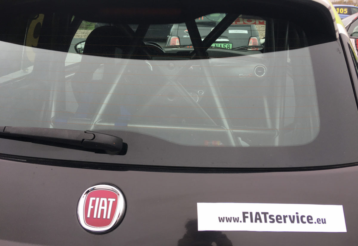 Fiat 500e inspection before or after purchase